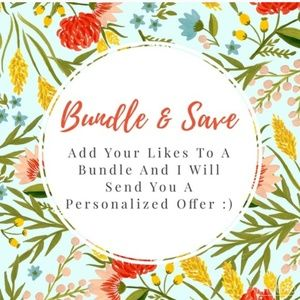 Other - ♡ Bundle and save!! ♡